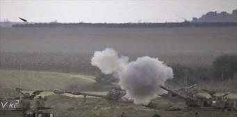 غارات على غزة والجيش الإسرائيلي يدعي تدمير مخازن للأسلحة