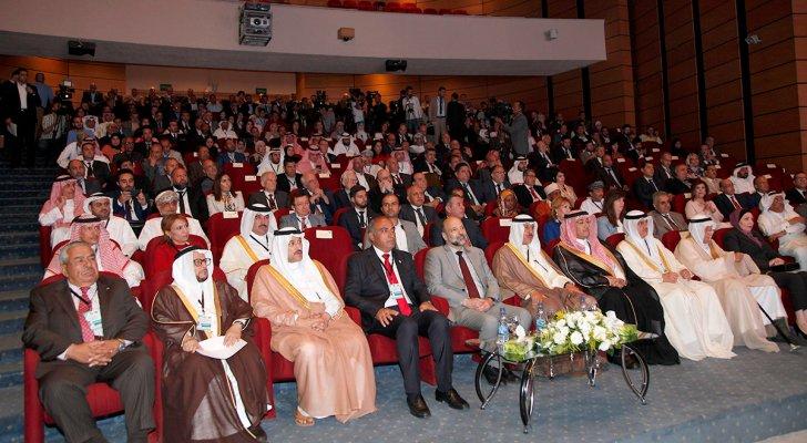 مندوبا عن الملك رئيس الوزراء يرعى انطلاق مؤتمر منظمة المدن العربية