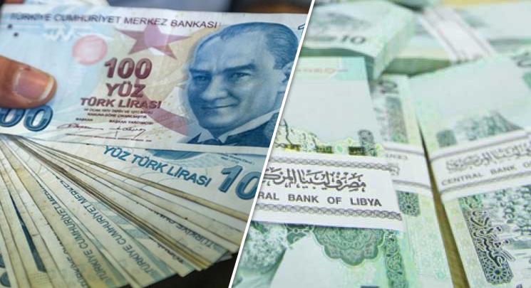 """الاقتصادي الليبى""""عمار"""": أردوغان يضغط لتحويل مليارات الدولارات الليبية إلى ليرة تركية"""