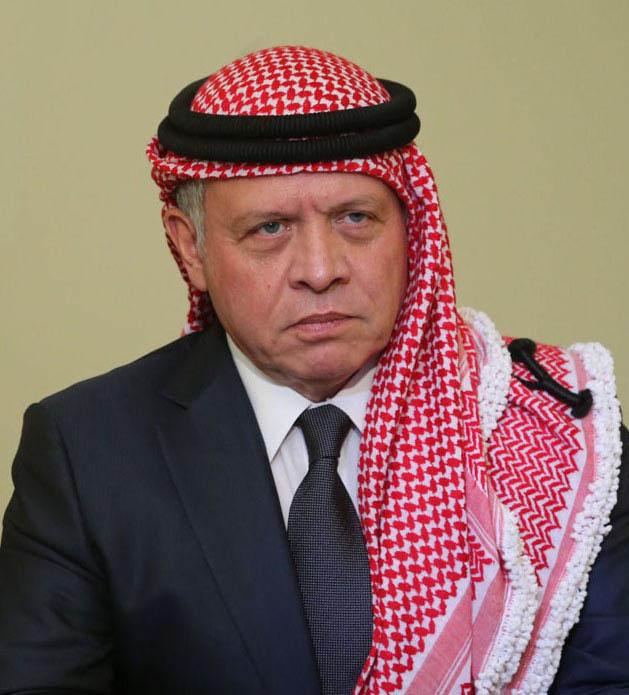جلالة الملك يعزي الرئيس اللبناني بوفاة البطريرك مار نصرالله بطرس صفير