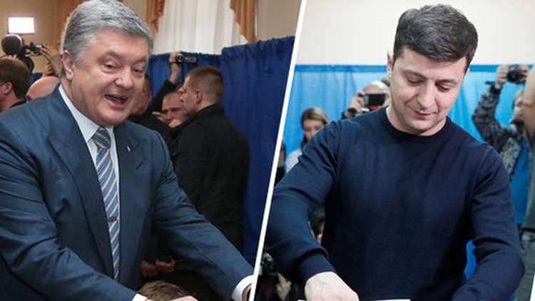 جولة ثانية من الانتخابات الرئاسية الأوكرانية