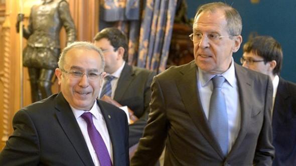 لافروف: نعارض أي تدخل خارجي في الجزائر وهو من يقرر مصيره