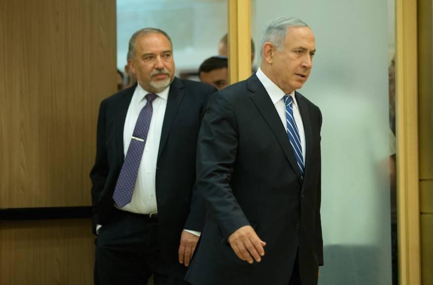 """نتن ياهو يسعى لتشكيل حكومة دون حزب """"إسرائيل بيتينا"""" وليبرمان يرد"""