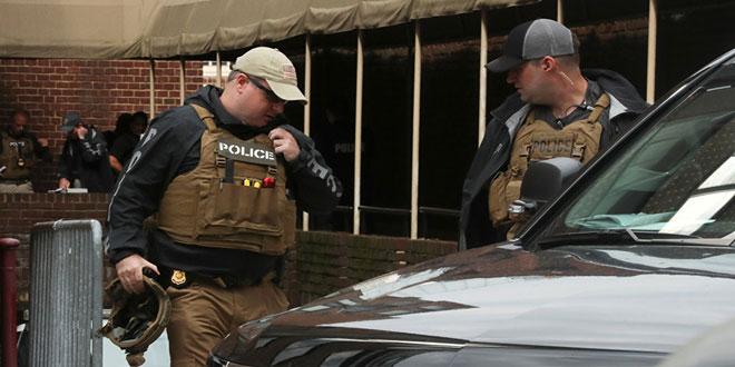 الشرطة الأميركية تقتحم سفارة فنزويلا في واشنطن وتعتقل متظاهرين