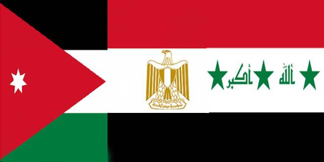قمة مصرية أردنية عراقية مفاجئة في القاهرة الأحد 