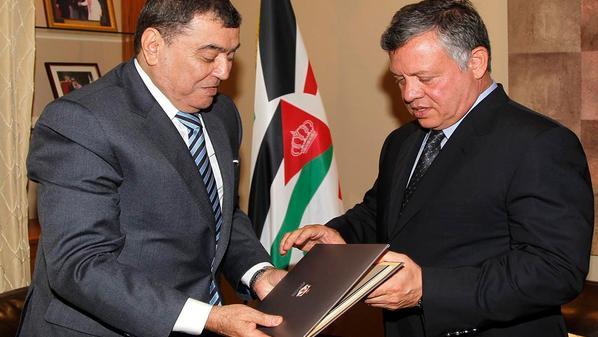 إرادة ملكية بتعيين هشام التل رئيسا للمحكمة الدستورية