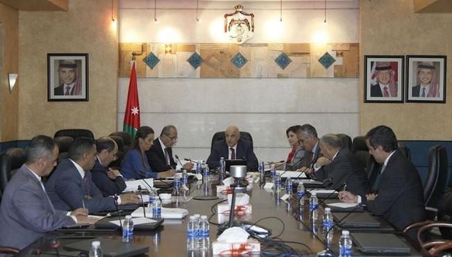 """اللجنة الوزارية لحادثة """"البحر الميّت"""" ترفع تقريرها إلى مجلس الوزراء"""