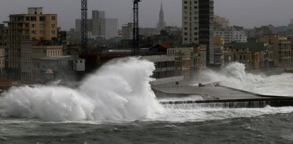 جميع الأردنيين في ولايات إعصار فلورنس بخير