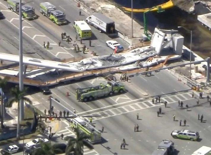 """وزير النقل الإيطالي يخشى من """"مأساة فادحة"""" بعد إنهيار جسر (جنوة)"""