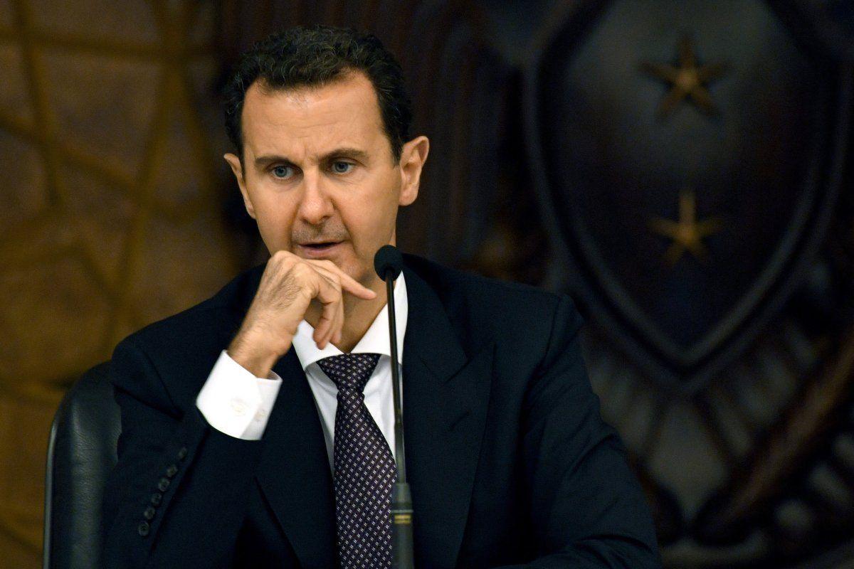 الأسد يوجه رسالة للأسير السوري في السجون الإسرائيلية
