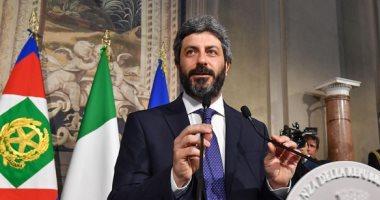 """رئيس البرلمان الإيطالي يؤكد موقف بلاده الداعم لـ""""حل الدولتين""""!"""