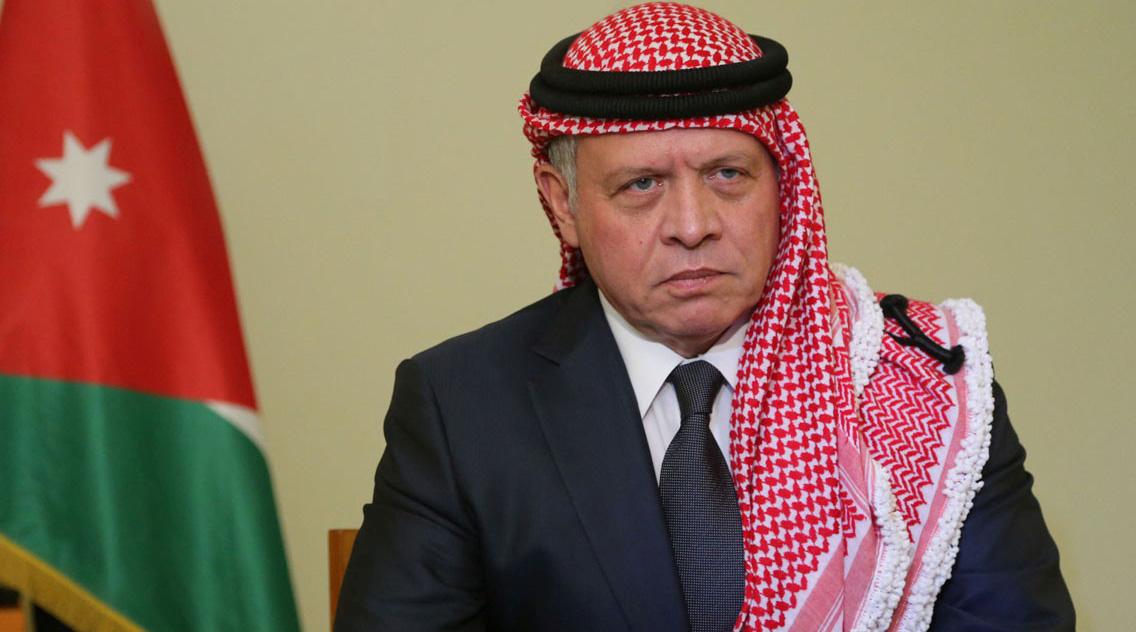 الملك: شهداء تفجيرات عمان سيبقـون أحياء فـي قلوبـنا