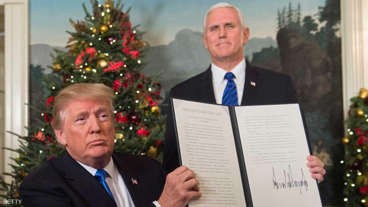"""دعوة ماليزية للتصدي """"بكل قوة"""" لقرار ترامب بشأن القدس"""