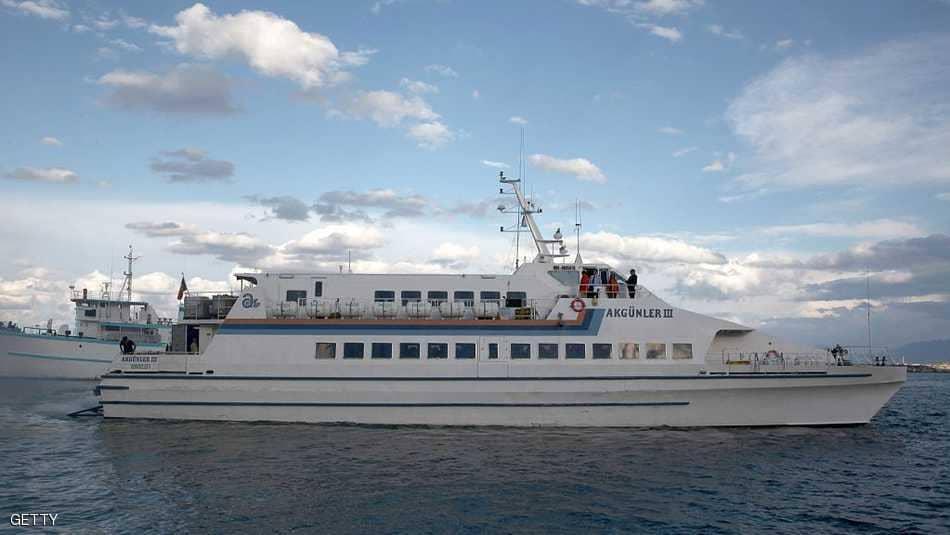 اليونان تضبط سفينة لنقل المتفجرات من تركيا إلى ليبيا