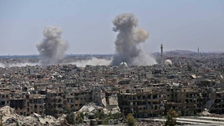 النظام السوري يسيطر على القلمون الشرقي قرب دمشق