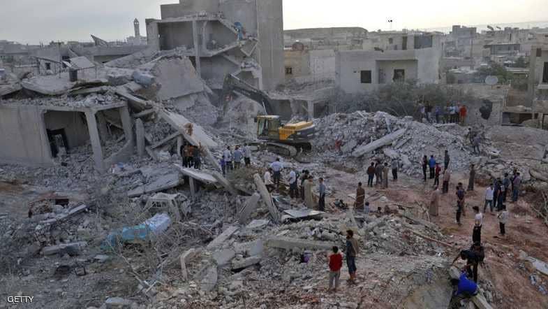 غارات جديدة على إدلب ترفع حصيلة القتلى.. وتعطل مستشفيات