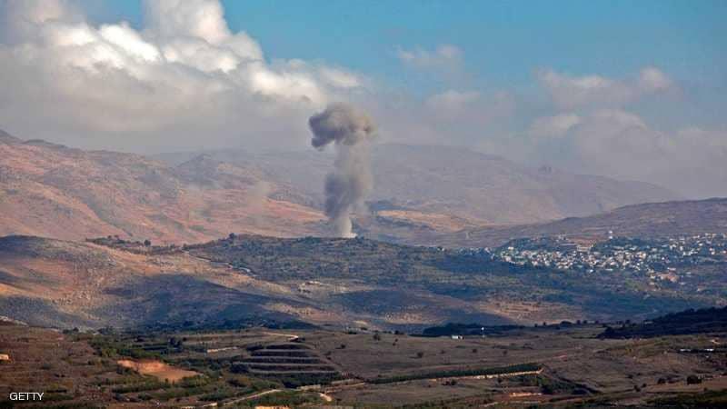 """الدفاعات الجوية السورية """"تتصدى"""" لهجوم إسرائيلي"""