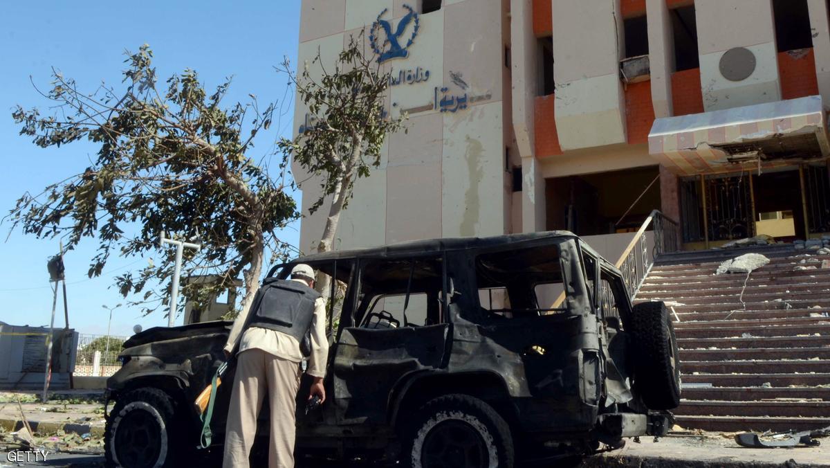 مصر.. مقتل 4 جنود في هجومين بالعريش