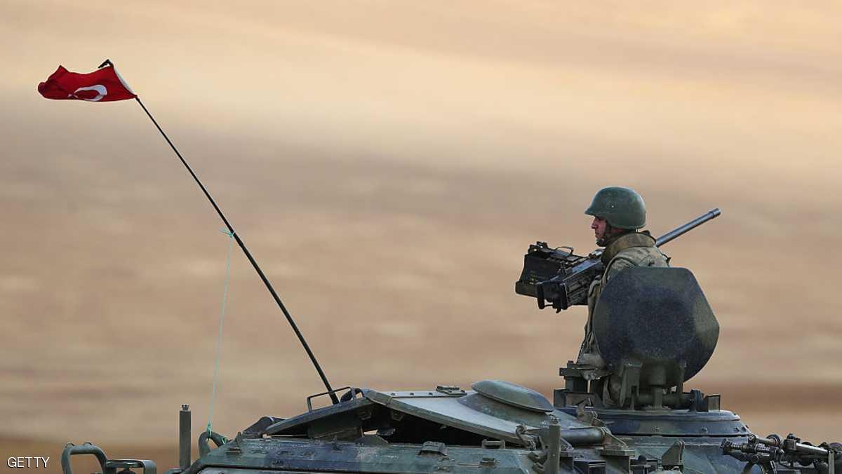 """تركيا تبرر التدخل في عفرين بوجود """"خطر حقيقي"""""""
