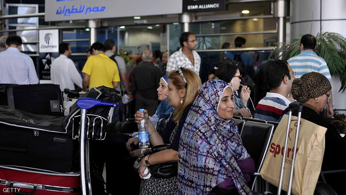 مصر تلزم القطريين بتأشيرة مسبقة لدخول أراضيها
