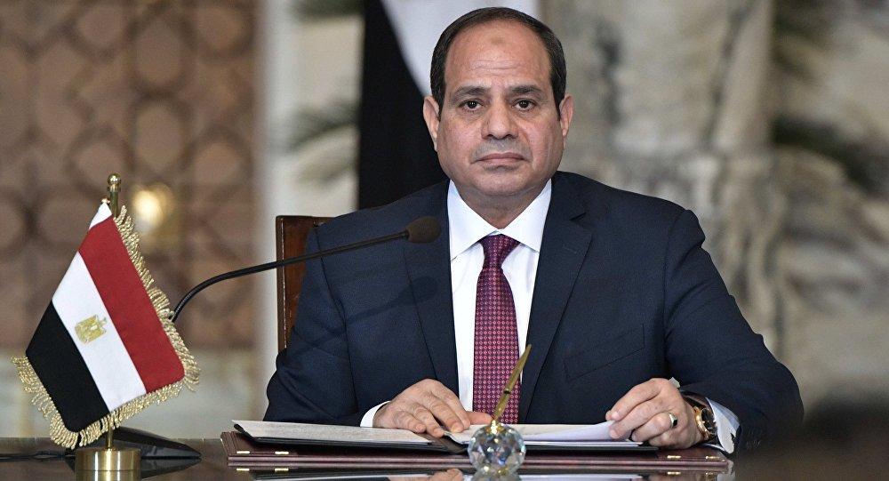 الرئيس السيسي يؤكد استمرار سعي مصر للتوصول للتسوية بسوريا