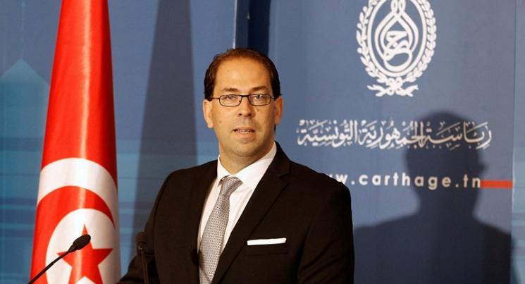 تونس: الشاهد يعلن لن تفرض ضرائب جديدة في 2019