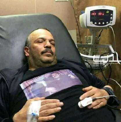"""تعرض مرافق الشهيد """"عرفات"""" محمد الداية لـ""""جلطة"""" داخل سجون السلطة"""