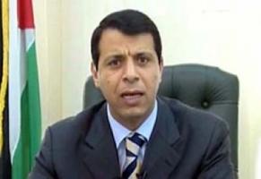 دحلان يعرض برنامجا وطنيا على المجلس المركزي لمنظمة التحرير