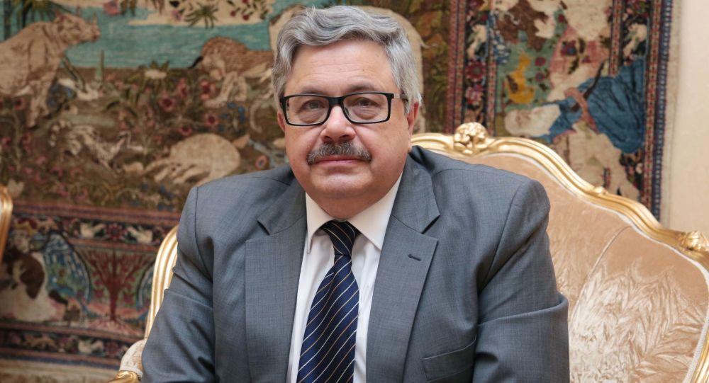 """السفير الروسي لدى تركيا يتعرض للتهديد..""""لن يحزن عليك أحد"""""""