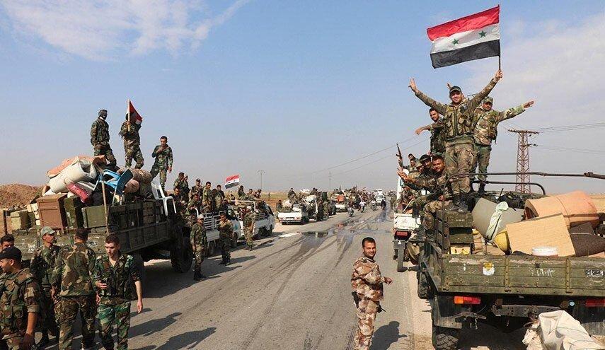 سوريا: الجيش يعلن تحرير مناطق استراتيجية بريف إدلب