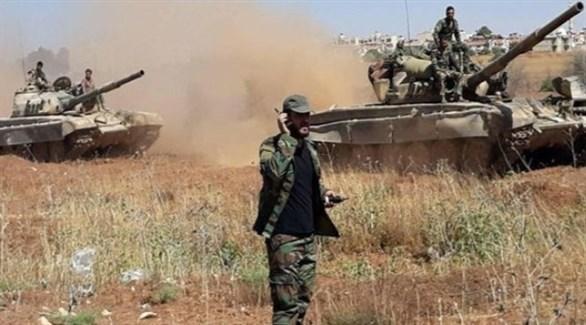 الجيش السوري يتقدم في آخر معقل للمعارضة