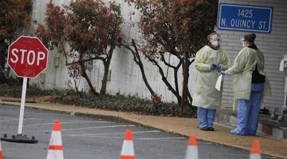 ارتفاع الوفيات بكورونا في الولايات المتحدة إلى 600