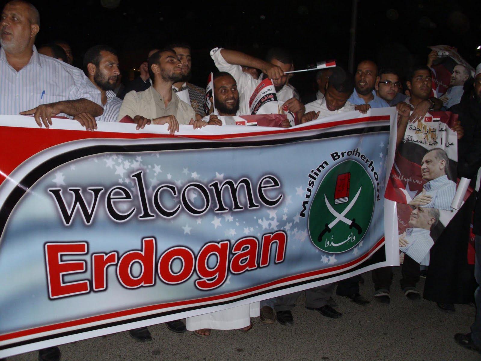 أسباب دعم الإخوان إنحرافات الرئيس التركي أردوغان