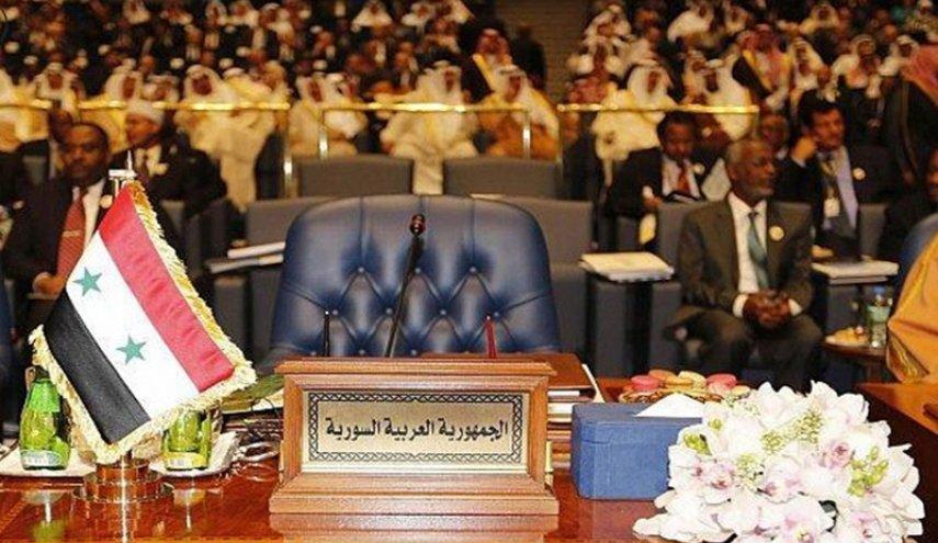وزير الخارجية الجزائرية يطالب بعودة سوريا الى الجامعة العربية