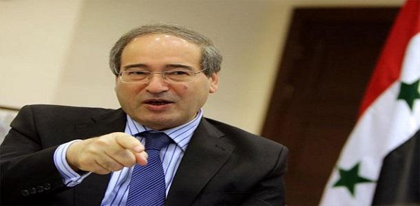 وزير الخارجية السوري: لا يوجد في العالم أغبى من النظام التركي وأردوغان يكذب كما يتنفس