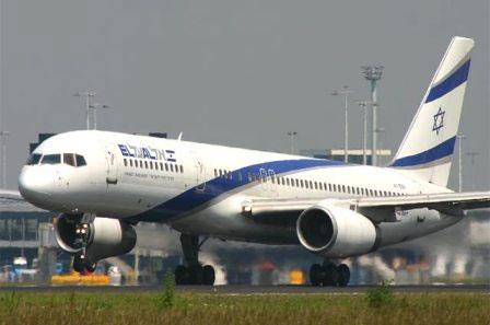 مصادر: طائرة إسرائيلية من مطار اللد الى الدوحة لحمل حقائب المال الى غزة!