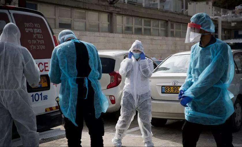 وزارة الصحة في حكومة الإحتلال الإسرائيلي تعلن ارتفاع وفياتها بفايروس كورونا إلى 19