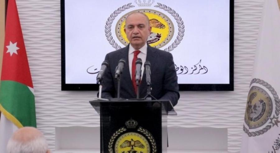 العضايلة: الرزاز يقرر استمرار تعطيل المؤسسات الرسمية والوزارات لأسبوعين إضافيين