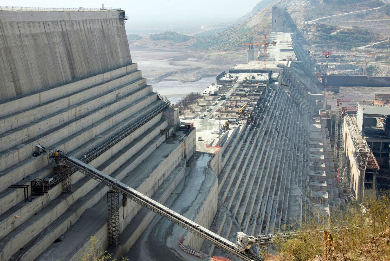 """""""الخارجية المصرية"""" تعلن التوصل لاتفاق نهائى بشأن سد النهضة"""