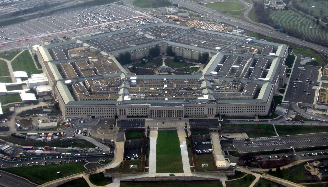 البنتاجون: لم نرفع مستوى الخطر لقواتنا الجوية فى سوريا