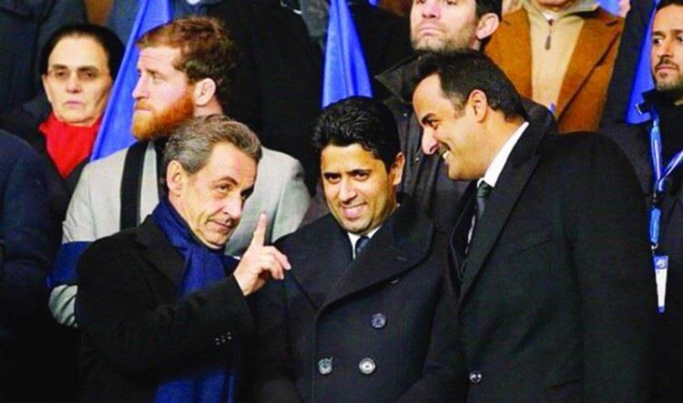 موقع فرنسي يكشف عن صفقة بين ساركوزي وأمير قطر مقابل تنظيم الدوحة كأس العالم 2022