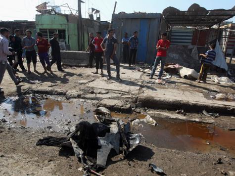 ارتفاع حصيلة قتلى تفجيرات العراق الى 16 قتيلا
