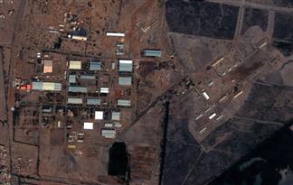 انفجار مصنع الأسلحة في الخرطوم نجما عن قصف جوي