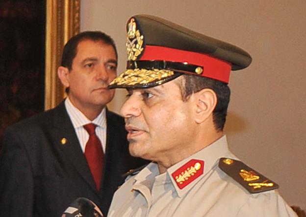 وزير الدفاع المصري يتجاهل اتصالات باراك