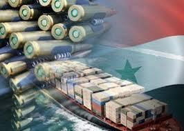 تمويه بحري إيراني لدعم نظام الاسد