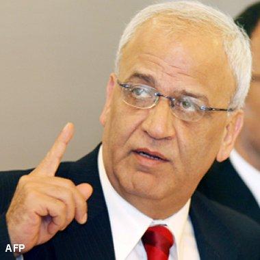 عريقات: قرار عربي وإسلامي بالتصويت لفلسطين