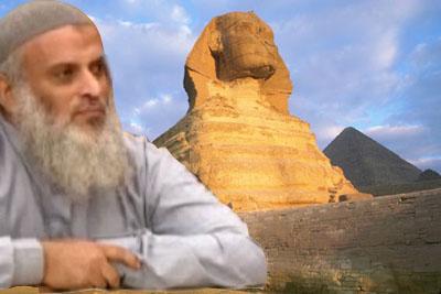 جهاديو مصر يدعون لتدمير أبو الهول والأهرامات