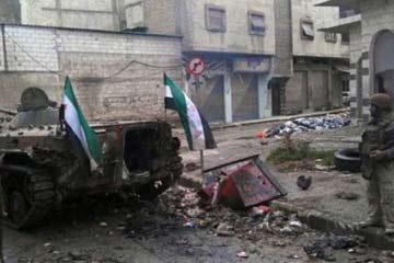 الجيش النظامي يصعّد قصفه لضواح جنوبية في دمشق