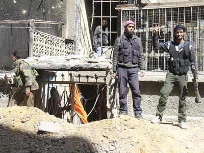 جهاديون يقيمون محكمة إسلامية في حلب