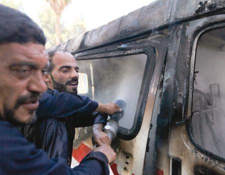 80 ألف قتيل في سوريا منذ بدء النزاع